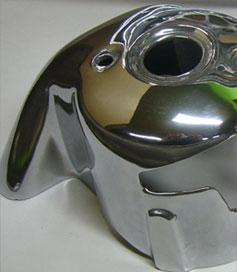 polera aluminium medel